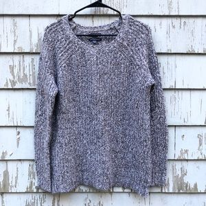 American Eagle Women's Grey Sweater